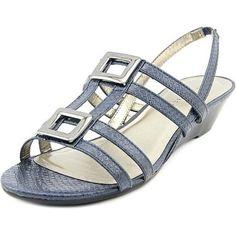 0cb22249c05d Shop for Karen Scott Serha Women Open-Toe Synthetic Slingback Sandal. Free  Shipping on. overstock.com