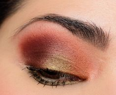 Kat Von D Serpentina Palette Look | Warm-Toned - Temptalia Beauty Blog: Makeup Reviews, Beauty Tips