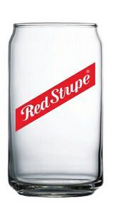 16 Oz. Can Shaped Glass - BC-12 - IdeaStage Promotional Products Sensory  Marketing e2c6c37676b8f