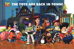 Toy Story 2. Los juguetes vuelven a la carga Pósters en AllPosters.es