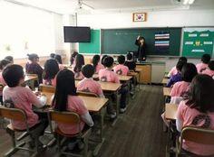 L'apprentissage du français fait de la résistance en Corée du Sud : face à la « concurrence » grandissante de langues telles que le chinois ou le japonais, le nombre de département de français dans les universités est en légère baisse…