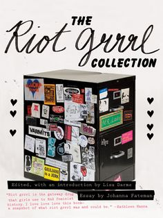 The Riot Grrrl Collection cover