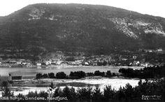 Sogn og Fjordane fylke Gloppen kommune Sandane i Nordf Utg C. A. Erichsen brukt 1915