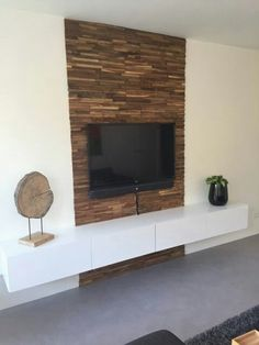 90 Wall Mount Tv Ideas for Small Living Room Tv Wall Mount Style Ideas to Bine with Your attractive Living Room Tv, Small Living Rooms, Home And Living, Living Room Designs, Tv Wall Decor, Wall Art, Tv Wall Design, Home Design, Interior Design