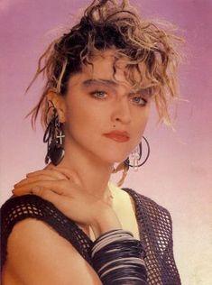 Madonna Photo Galerie Madonna Rare, 1980s Madonna, Madonna 80s Fashion, Madonna Outfits, Madonna Costume, Mtv, Divas Pop, Madonna Looks, Madona