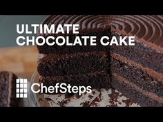 Comment faire le gâteau au chocolat Ultimate - Food Republic