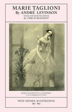 Book Description Publication Date 7 Feb 2014 This is the first English translation of André Levinson s classic biography of the celebrated ballerina