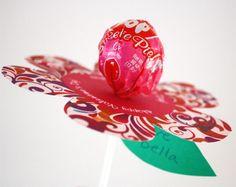Flower Valentine: Free Printable