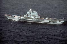Baku - Kiev class Aircraft Carrier (Russia)