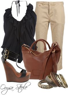 """Frill Seeker"" by orysa on Polyvore"