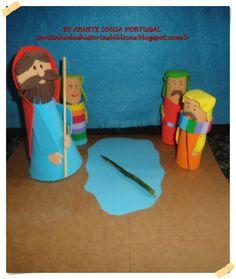 CANTINHO DAS HISTÓRIAS BÍBLICAS: MOISÉS