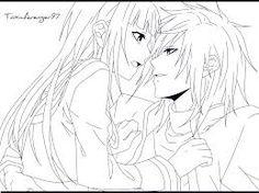 Resultado de imagem para lineart anime Lineart Anime, Female