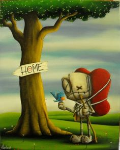 """""""Your Heart Needs No Directions"""" by Fabio Napoleoni"""
