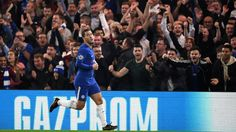 Eden Hazard nets first two of the season as Chelsea draw 3-3 with Roma