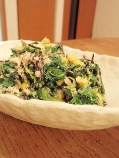 ほうれん草とひじきの鉄分強化サラダ by メープル村 [クックパッド] 簡単おいしいみんなのレシピが242万品