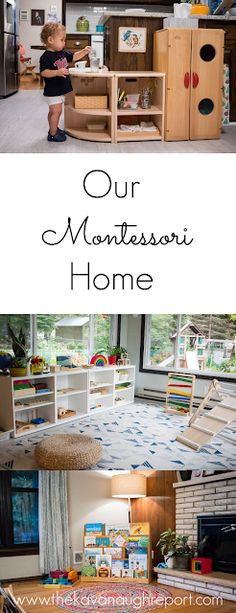 A look at spaces in our Montessori home and the answers to some frequently asked questions. A look at spaces in our Montessori home and the answers to some frequently asked questions. Montessori Toddler Rooms, Montessori Playroom, Toddler Playroom, Montessori Activities, Baby Activities, Baby Games, Preschool Curriculum, Toddler Toys, Homeschooling