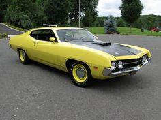 1970 Ford Torino Cobra Fastback