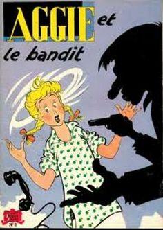 Aggie N°8 - Aggie et le bandit