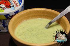 Soupe de courgettes à la vache qui rit http://www.aprendresansfaim.com/2016/01/soupe-de-courgettes-la-vache-qui-rit.html