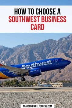 Choosing the right business card can be confusing. Both cards offer great perks and benefits for business travelers. Here's how to choose a Southwest business card. Southwest Performance Business Card | Southwest Premier Business Card | business credit card | travel hacking | travelwell4less Travel Rewards, Travel Deals, Travel Tips, Business Credit Cards, Best Credit Cards, One Card Reading, Travelling Tips, Vacation Ideas, Blog