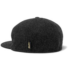With a heritage of craftsmanship since 1857, <a href='http://www.mrporter.com/mens/Designers/Borsalino'>Borsalino</a> applies its hatting expertise to this classic baseball cap. Made from wool chosen for its natural insulation and comfort, this piece comes in timeless dark-grey that will see it go with nearly everything you own. Try it as a more poised alternative to a beanie.