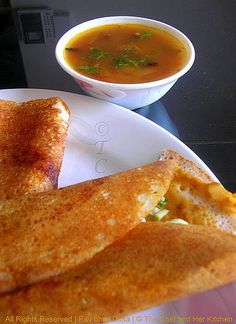 Dosa is a popular South Indian snack which is famous all over India and across the world.There are many variations to the regular dosa in S. Mumbai Street Food, Indian Street Food, Breakfast Recipes, Snack Recipes, Cooking Recipes, Pav Bhaji, Dosa Recipe, Red Chili Powder, Indian Snacks
