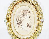 Signed W Germany Cameo from https://www.etsy.com/shop/LustfulJewels