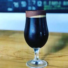 #Repost @deadlysinsbrewing  Halloween is coming and were celebrating here at the brewery! Join us Tuesday October 31st for some Dirty Bingo fun!  Special candy rimmed glasses! [Pictured: Coconut Imperial Stout with a Chocolate Rim] Stay tuned for other creations!      As one of our network locations you can get 10% off at this brewery with your active #brewwana membership. Need more info or want to sign up? Link to our home on the Interweb is on our profile. #followus for all things…