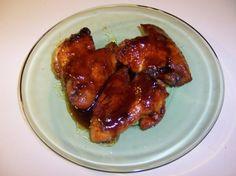 Best-Ever Sticky Wings Recipe - Genius Kitchen