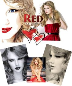 """Taylor Swift"" by hbanana ❤ liked on Polyvore"