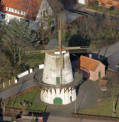 wind mill in Glandorf