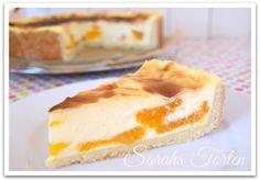 Sarahs Torten und Cupcakes: Pudding-Schmand-Kuchen mit Mandarinen