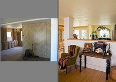 Remodel Older Mobile Homes double wide | Interior Designer Remodels Mobile Home | MMHL | For the Home...Mobile