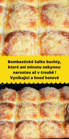 Slovak Recipes, Czech Recipes, Ethnic Recipes, Sweet Desserts, Sweet Recipes, Disney Menus, Cooking Tips, Cooking Recipes, Pavlova