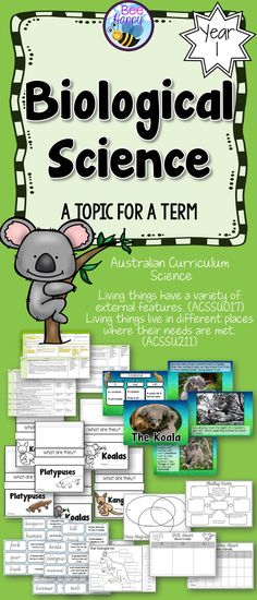 The program investigates three Australian animals – kangaroo, koala and platypus. It includes a science program and worksheets, a word wall and 3 whiteboard presentations. Science Curriculum, Science Resources, Science Lessons, Science Activities, Science Experiments, Teaching Resources, Primary Resources, Science Ideas, Science Classroom