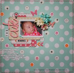 All About Scrapbooks - Teresa Collins - Daily Stories by Linda Eggleton