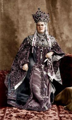 Maria Pavlovna in 1903