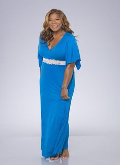 Queen Latifah.. She has so many titles under her belt. Actress, Singer, Talk show host... She's well accomplished