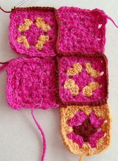 Granny Square Slippers | Purl Soho - Create