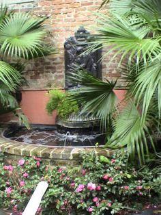 new orleans courtyard gardens | New Orleans Bed and Breakfast | Margaret Garden s Inn - New Orleans