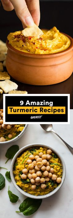 The bright yellow spice is (still) having a moment. #greatist http://greatist.com/eat/healthy-turmeric-recipes