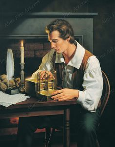 Pictures of Christ, Temple pictures, home decor and gifts from popular LDS artists and photographers. Framed art, fine art canvas, prints and more. Lds Pictures, Pictures Of Christ, Church Pictures, Pictures To Paint, Joseph Smith History, Simon Dewey, Lds Seminary, Lds Scriptures, Lds Art