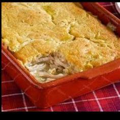 Chicken Pie Recipe : Trisha Yearwood The Best chicken pot pie recipe I've ever made! Top Recipes, Great Recipes, Cooking Recipes, Favorite Recipes, Kitchen Recipes, Delicious Recipes, Nacho Recipes, Eggless Recipes, French Recipes