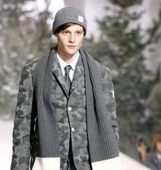 #MatthewHitt #Models #Fashionblog #Drowners #Throwback #MattHitt for #MonclerGammeBleu FW09/10 Milan#HappySundayy!A