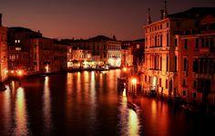 Night calm in Venice - Calma notturna a Venezia