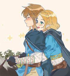 Legend Of Zelda Memes, Legend Of Zelda Breath, Image Zelda, Princesa Zelda, Ben Drowned, Link Art, Hyrule Warriors, Link Zelda, Anime Couples Drawings
