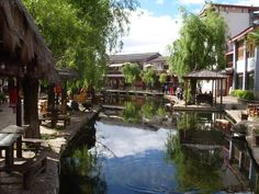 The Old Town of Lijiang, a UNESCO Heritage Site, has a history going back more than 800 years…