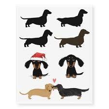Resultado de imagen para perro salchicha dibujo silueta