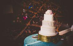 Raleigh Wedding Reception Food   Wedding Cake   Vintage