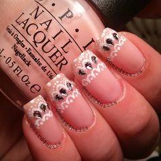 Instagram photo by   nerd4nails  #nail #nails #nailart